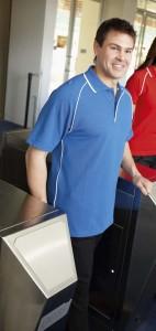 Raglan Sleeve Polo Shirts