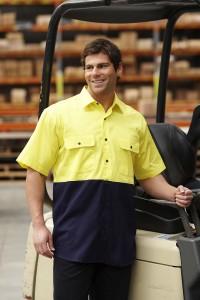Hi Vis Work Shirts