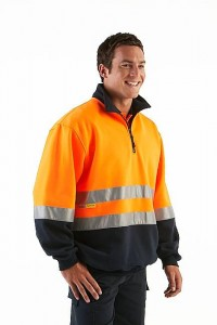 Hi Vis Polar Fleece Jackets