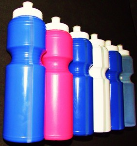 Plastic Sports Bottles