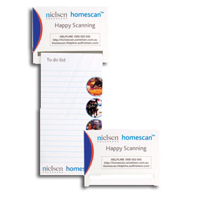 Fridge Magnet Notepads