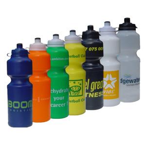 Printed Plastic Bottles