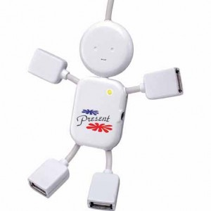 Novelty USB Hub